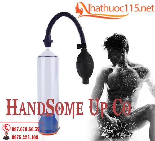 HandSome Up Co - Dòng Máy Tập Có Qủa Bóp Tiện Lợi