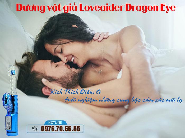 Dương vật giả Loveaider Dragon Eye