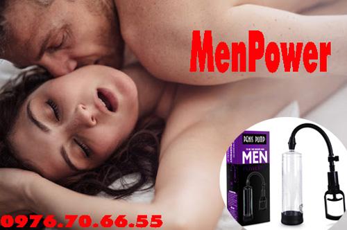 Máy Tập Tăng Kích Thước Dương Vật Giá Rẻ MenPower
