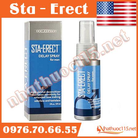 Sta Erect Delay Spray