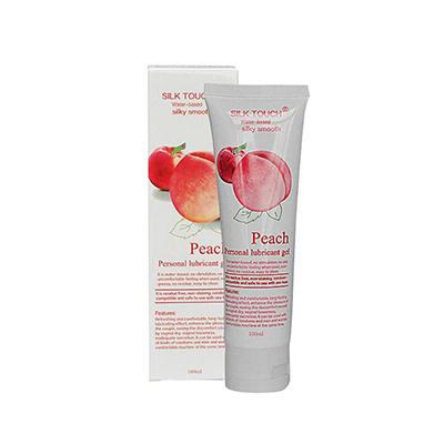 Gel bôi trơn Silk Touch Peach - hương đào dịu êm