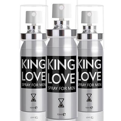 Thuốc Xịt King Love