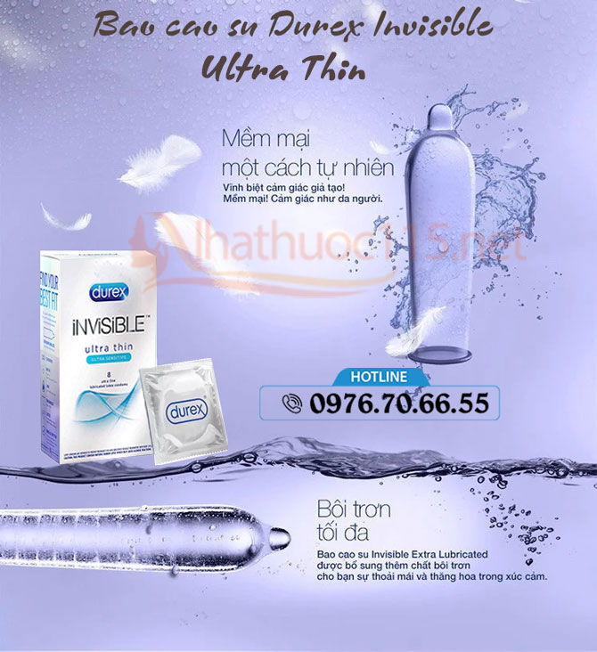 Durex Invisible Ultra Thin-1