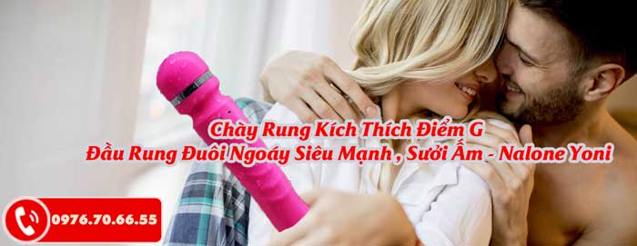 Chày Rung Nalone Yoni