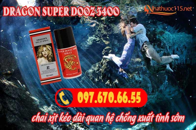 Dragon Super Dooz 3400 Spray