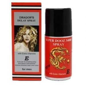 Dragon Super Dooz 3400 Spray