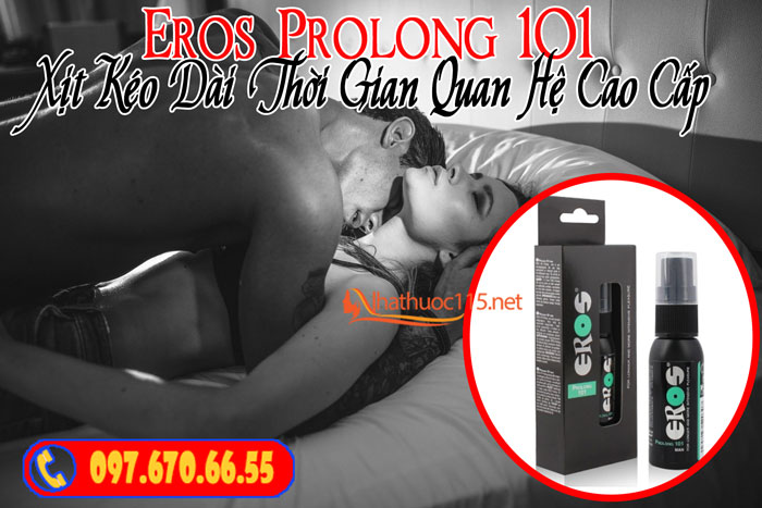 Eros Prolong 101
