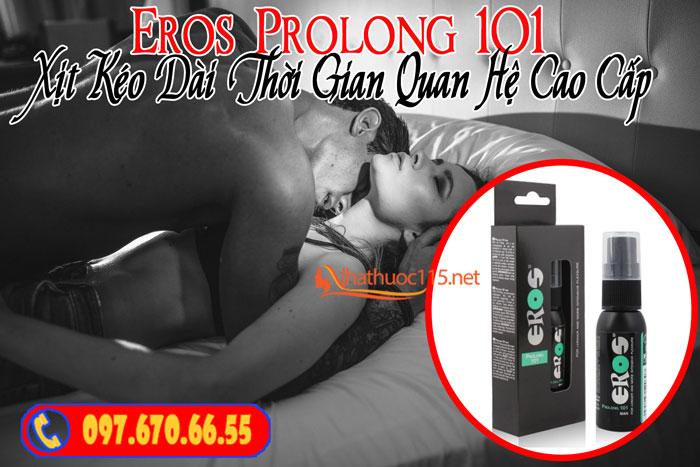 Eros Prolong 101