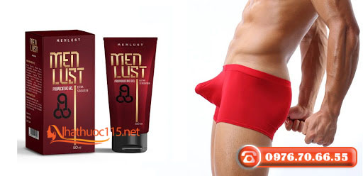Hướng dẫn sử dụng Menlust gel hiệu quả
