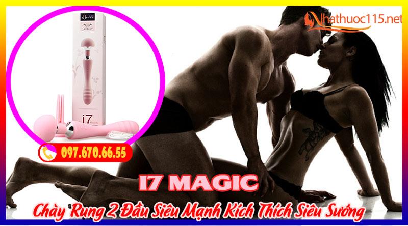 Chày rung I7 Magic