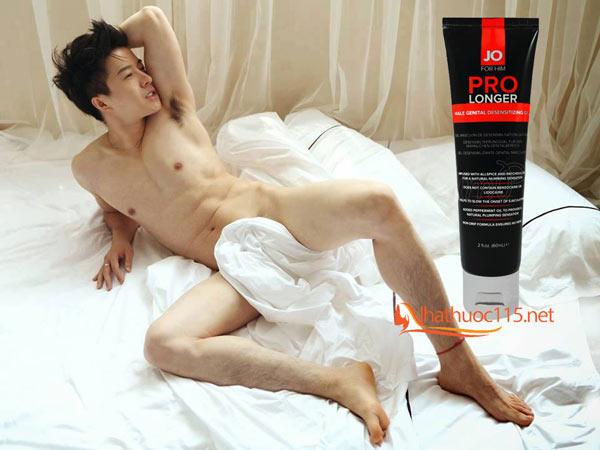 Điểm nổi bật của sản phẩm Kem Jo Prolonger for Him
