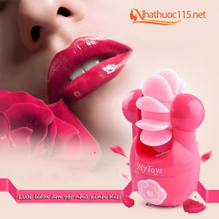 Điểm nổi bật của Lưỡi liếm âm vật nhỏ xinh cao cấp Kiss