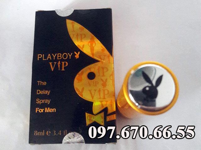 Thông tin chi tiết xịt chống suất tinh sớm Play Boy Vip