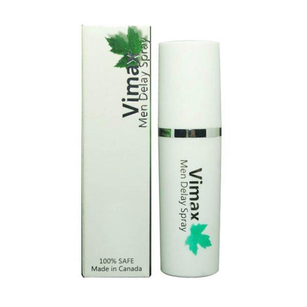 xịt chống xuất tinh sớm Vimax Men Delay Spray