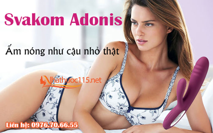Svakom Adonis-3