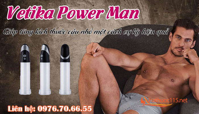 Vetika power Man-7