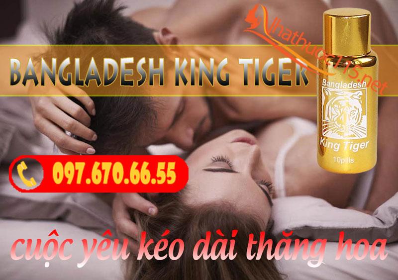Bangladesh King Tiger