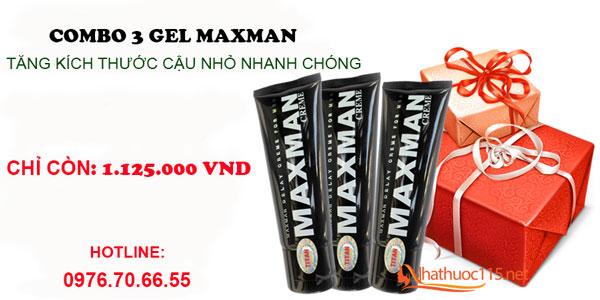 Gel Maxman