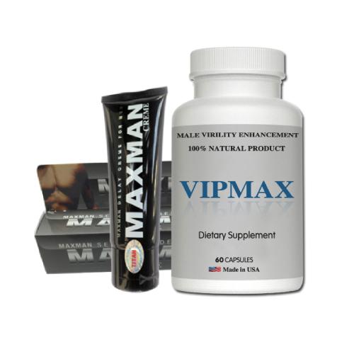 gel maxman và vipmax