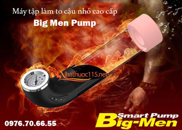 Máy tập tăng kích thước dương vật Big Men Pump