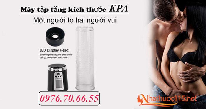 Bộ phận của máy tập tăng kích thước cậu nhỏ KPA
