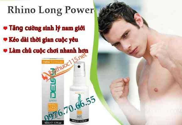 Rhino Long Power