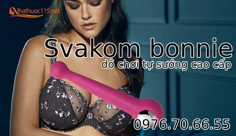 Svakom Bonnie đồ chơi tình dục dành cho nữ