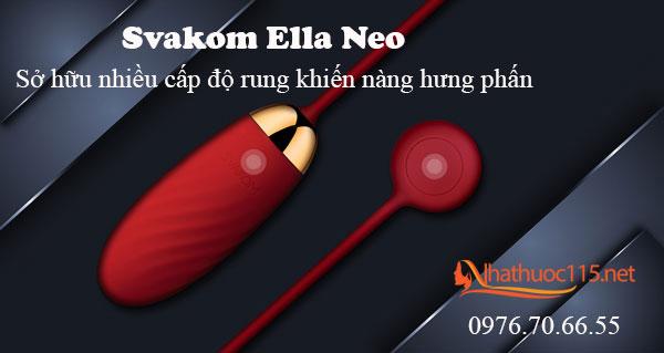 SVAKOM Ella Neo