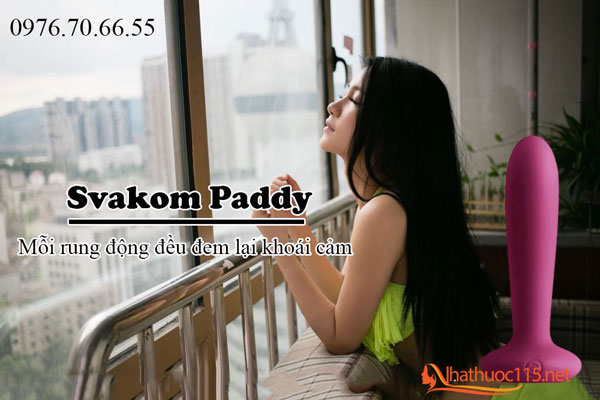 SVAKOM Paddy