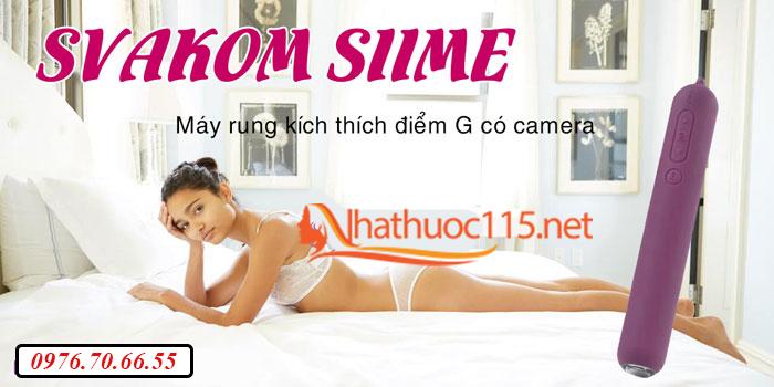 Công dụng của Svakom Siime
