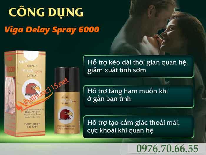Viga Delay Spray