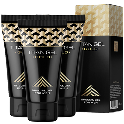 Combo 3 tuýp gel Titan Gold tăng kích thước dương vật
